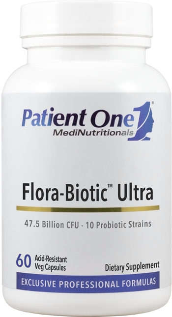 Flora-Biotic™ Ultra (47. 5 Billion CFU)