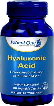 Hyaluronic Acid (120 caps)