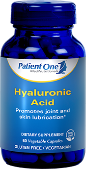 Hyaluronic Acid (60 caps)