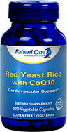Red Yeast Rice with CoQ10 (120 caps)