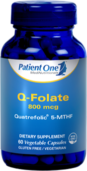 Q-Folate (as 5-MTHF Quatrefolic®)