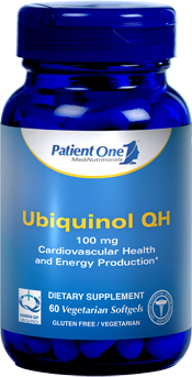 Ubiquinol™ 100 mg (vege softgels)