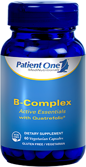 B-Complex with Quatrefolic®
