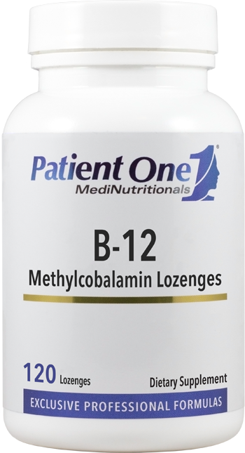 B-12 Methylcobalamin Lozenges