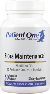 Flora Maintenance (25 Billion CFU)