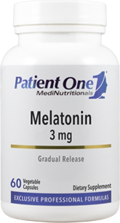 Melatonin 3 mg Gradual Release