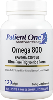 Omega 800 (120 softgels)