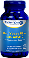Red Yeast Rice with CoQ10 (60 caps)