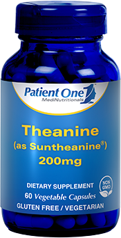 Theanine (as Suntheanine®)